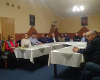 """26 лютого 2020 р. Відбулися звітно-виборні збори сільськогосподарського обслуговуючого кооперативу """"ГорбоГори""""."""